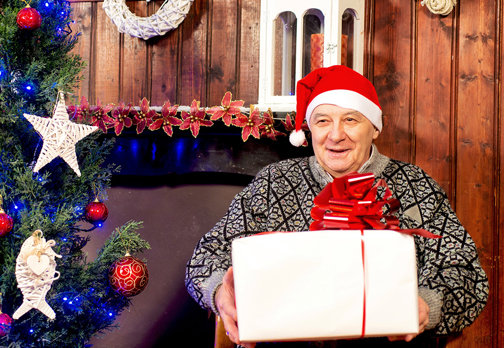 La Navidad y nuestros mayores