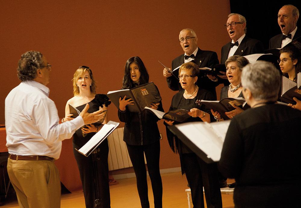 Federación de coros de Asturias