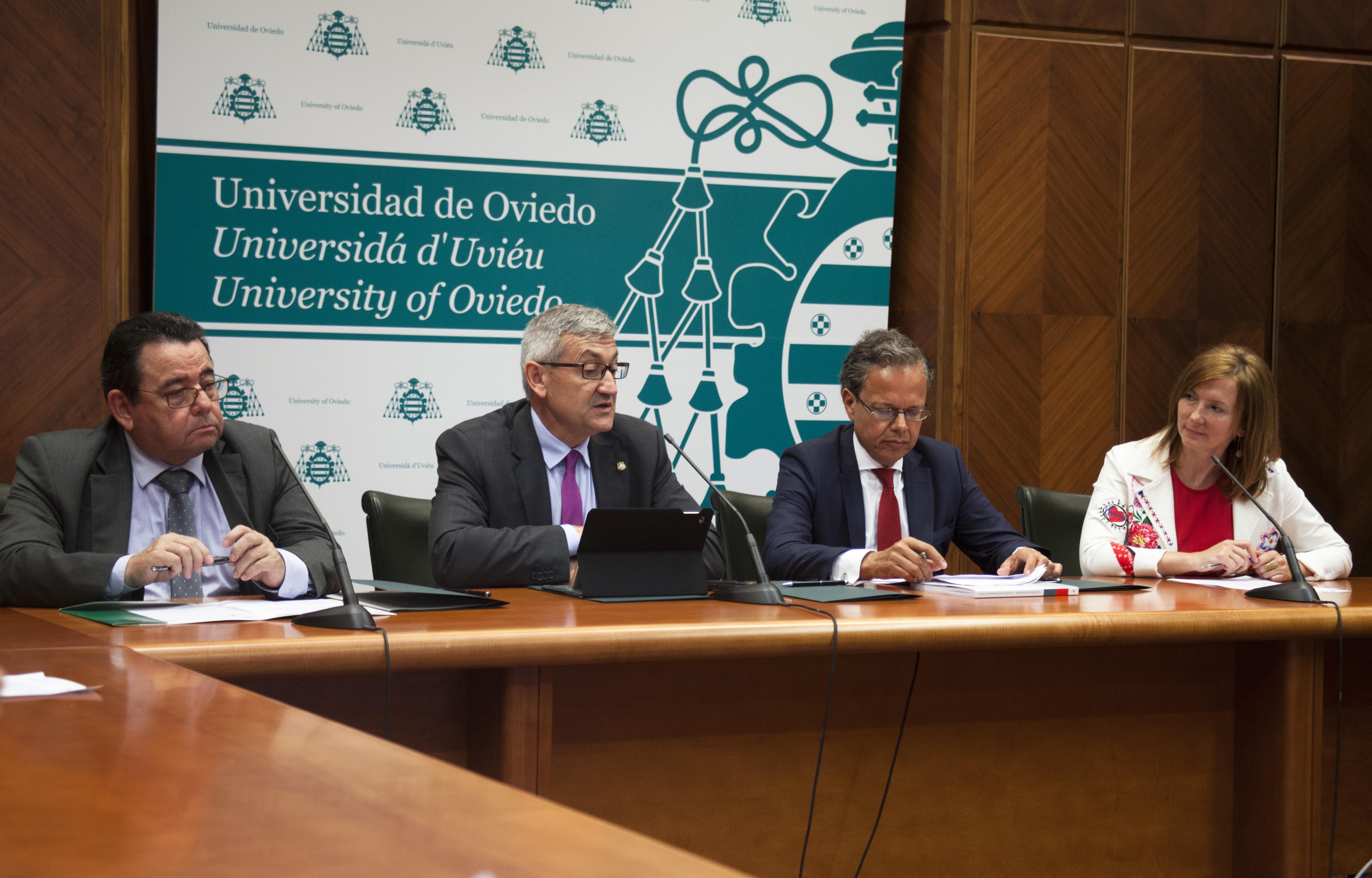 cátedra emprendimiento universidad de Oviedo