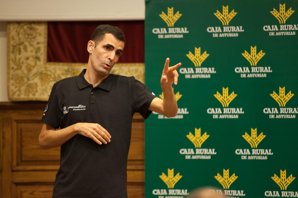 Javier Soto Trainers Paralímpicos