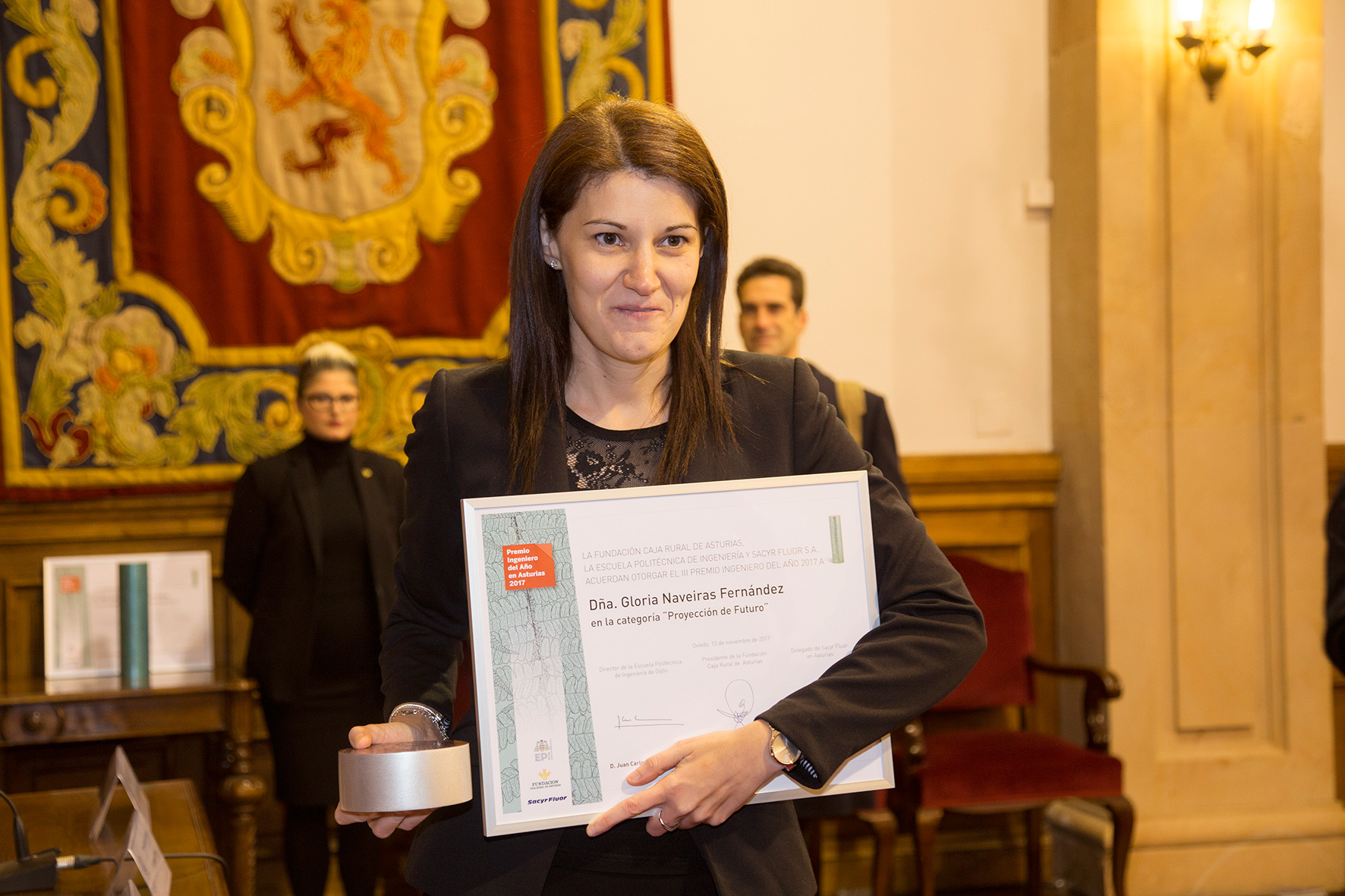 Gloria-Naveiras-Premio-Ingeniero-Año-Asturias-2017