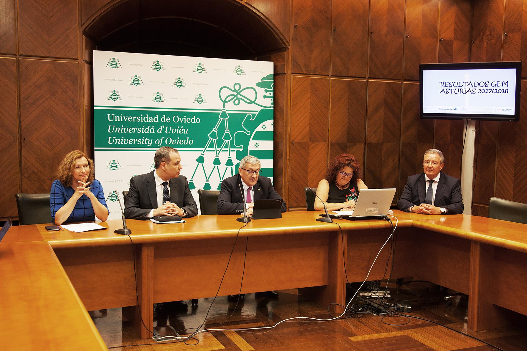 presentación GEM Asturias