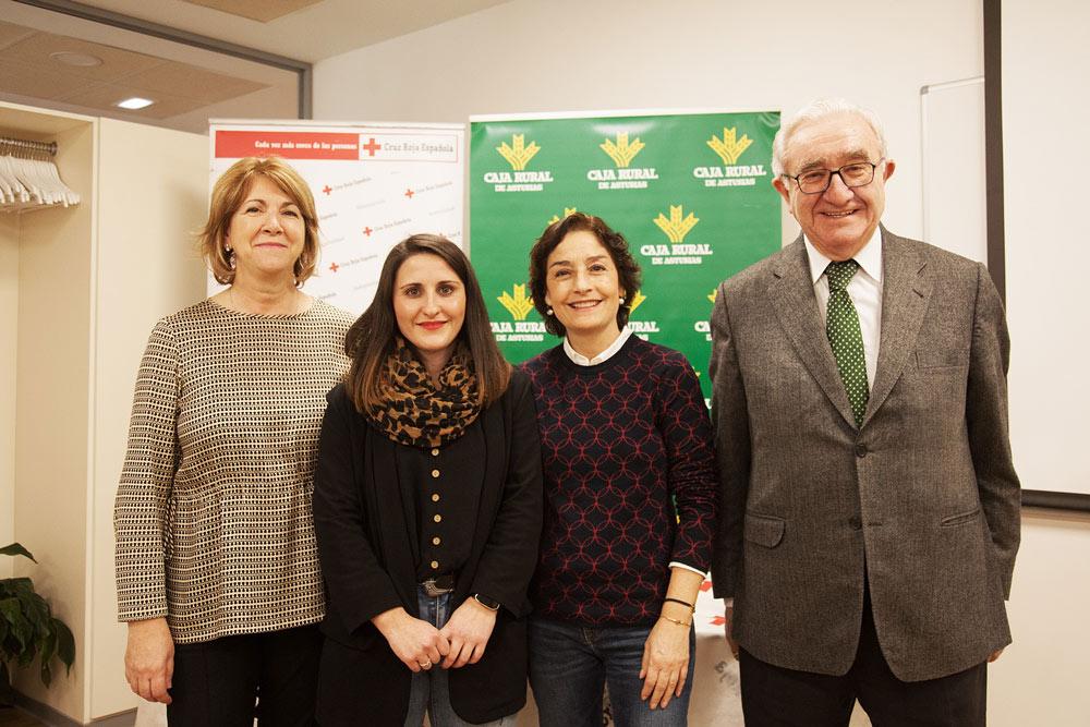 Convenio Caja Rural de Asturias y Cruz Roja