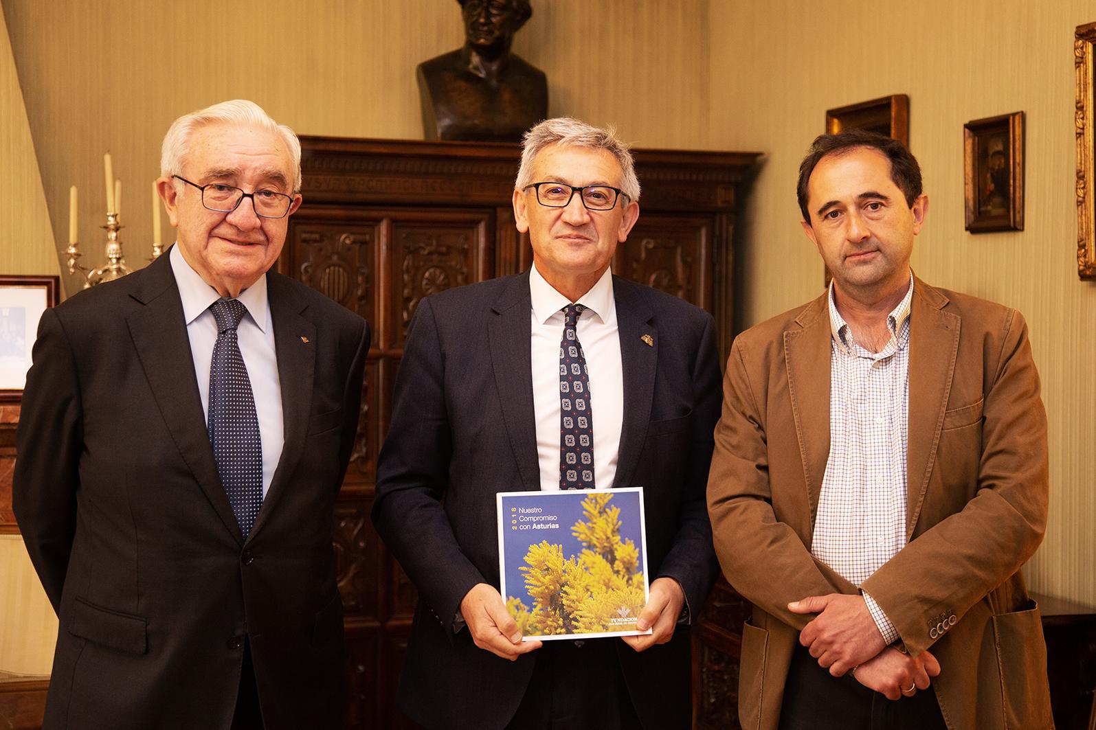 Cátedra Archivo de la Tradición Oral de Asturias